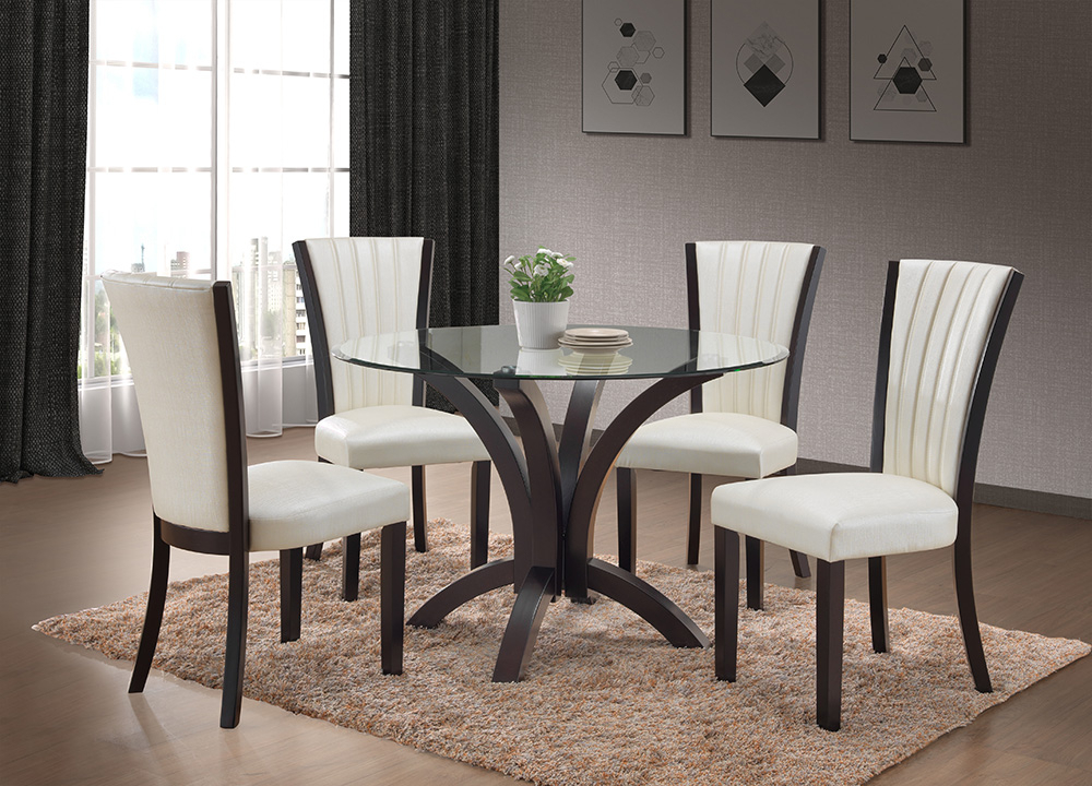 Current Dining Room Suites In Dining Room Suites : Carmella Dining Suite (Gallery 10 of 20)