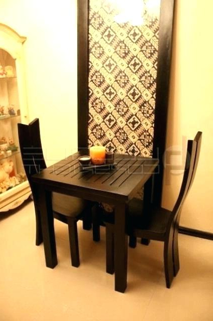Current Dining Table Sets For 2 Inside 2 Seat Dining Set 2 Seat Dining Table Cm Wide Dining Table Set (View 2 of 20)