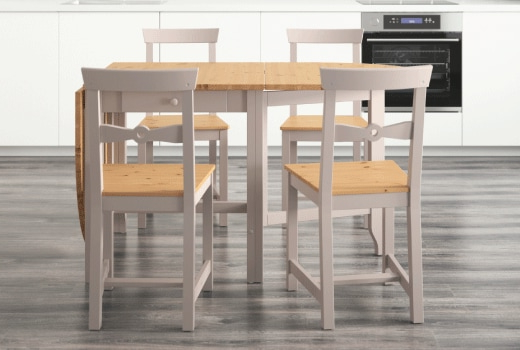 Current Dining Tables Sets Pertaining To Dining Room Sets – Ikea (View 9 of 20)