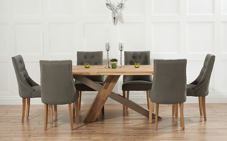 Current Dining Tables Sets Pertaining To Dining Table Sets (View 8 of 20)