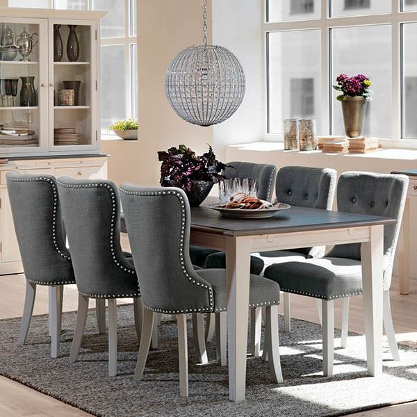 Current Extended Dining Tables And Chairs For Care And Maintenance Of The Extension Dining Table – Home Decor Ideas (Gallery 16 of 20)