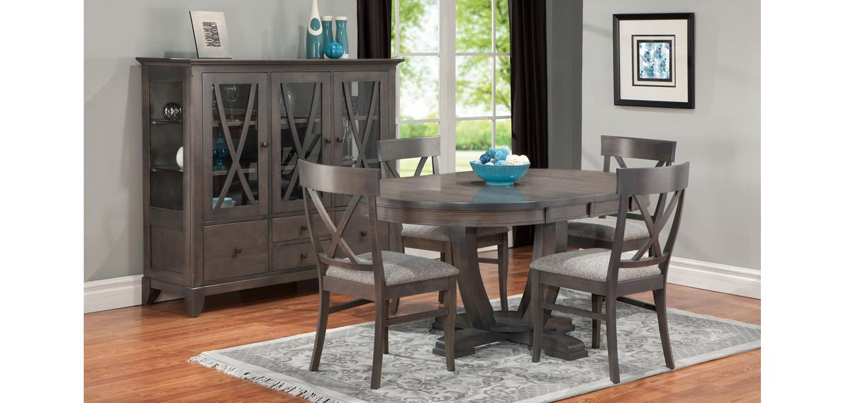 Current Florence Dining Tables Regarding Florence Dining Room Collectionhandstone< (View 19 of 20)