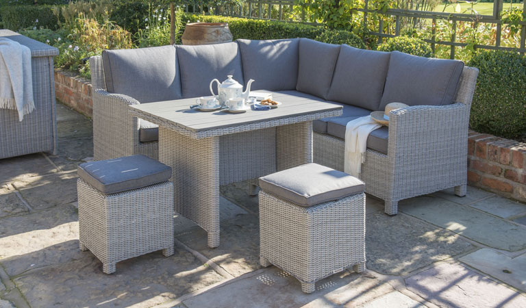 Current Garden Furniture Buying Guide – Indoors Outdoors Intended For Garden Dining Tables (View 3 of 20)