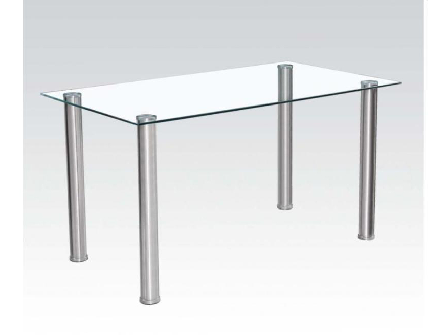 Current Hayden Dining Table In Chrome – Shop For Affordable Home Furniture Pertaining To Hayden Dining Tables (View 5 of 20)