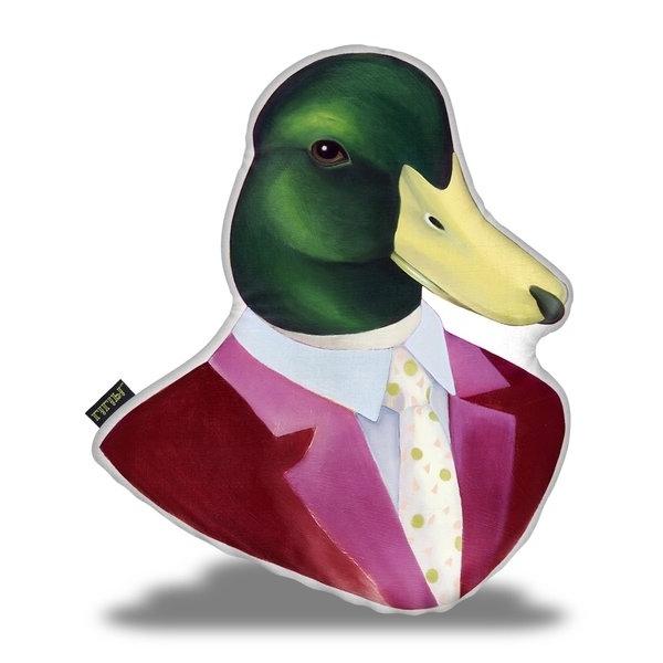 Current Mallard Duck Pillow (View 3 of 20)