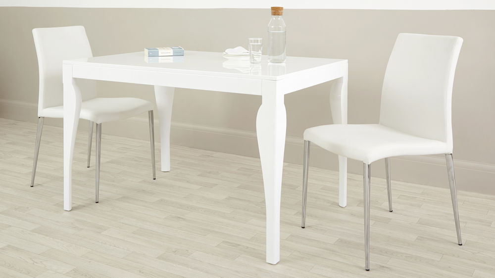 Current Modern 4 Seater Dining Table (View 12 of 20)