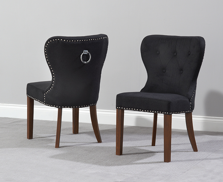 Current Oak Fabric Dining Chairs Regarding Casalivin Killigarth Chesterfield Dining Chair With Solid Oak Legs (View 20 of 20)
