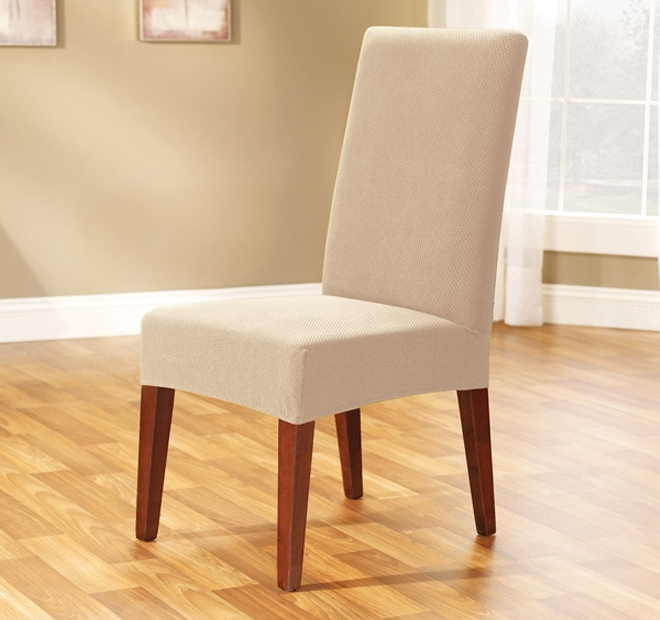 Current Pearson Dining Chair Cover Range Throughout Pearson Grey Slipcovered Side Chairs (View 3 of 20)