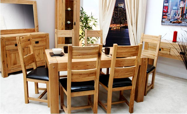 Current Portland Dining Tables With Portland Dining Table And Chairs (View 2 of 20)