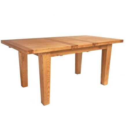 Current Provence Dining Tables Inside Notcutts Provence Oak 6 Seater Extending Dining Table (View 9 of 20)