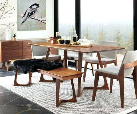 Current Scandinavian Dining Tables Cress Dining Table Designs Scandinavian Intended For Scandinavian Dining Tables And Chairs (View 9 of 20)