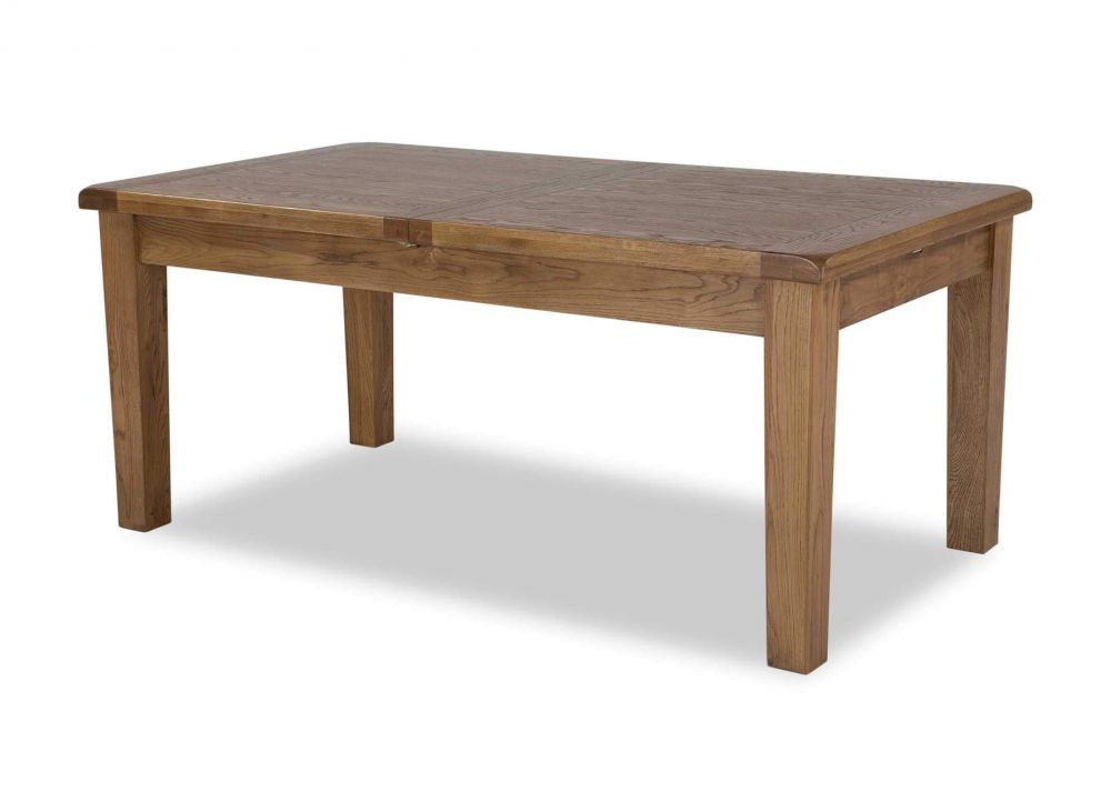 Current Traditional Extendable Oak Dining Table – Normandy – Ez Living Furniture Intended For Oak Dining Tables (View 4 of 20)