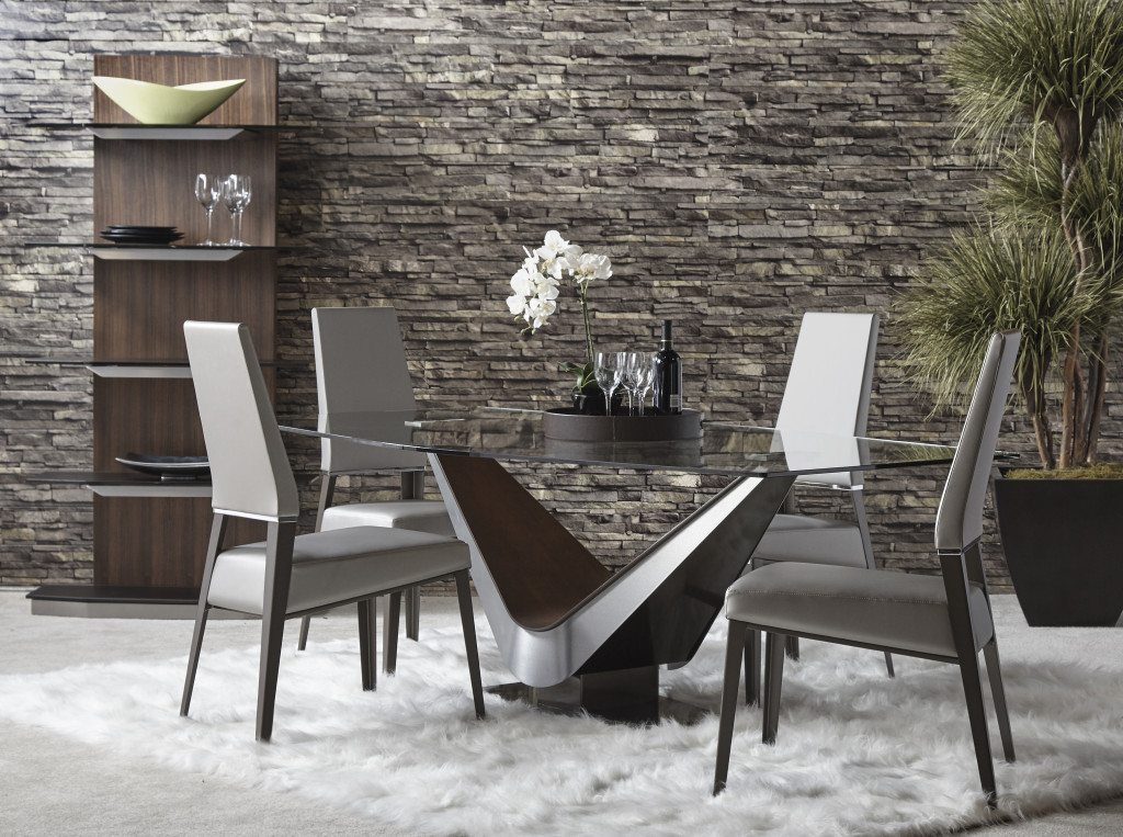 Current Victor Dining Tables Regarding Victor – Elite Modern (View 3 of 20)