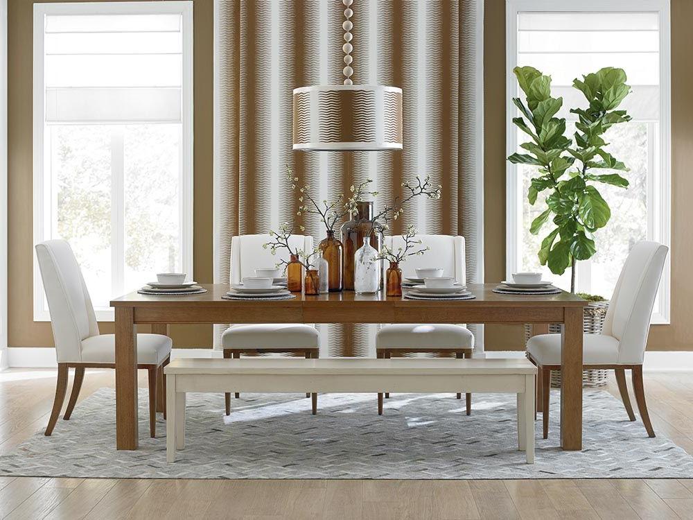 "Custom Dining 46"" Rectangular Dining Table (View 4 of 20)"