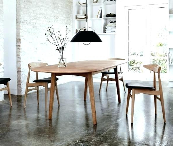 Danish Dining Tables – Kuchniauani Intended For Most Recently Released Danish Style Dining Tables (View 3 of 20)