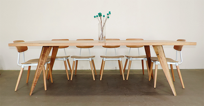 Danish Style Dining Tables Intended For Most Current Ultimate Scandinavian Style Dining Table Cool Inspiration Interior (View 11 of 20)