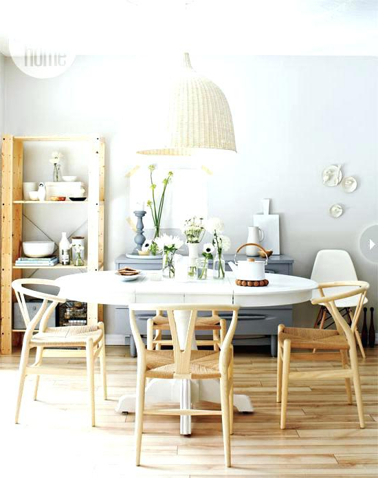 Danish Style Dining Tables Regarding Most Popular Scandinavian Dining Room Furniture Danish Modern Chestnut Tapered (View 6 of 20)