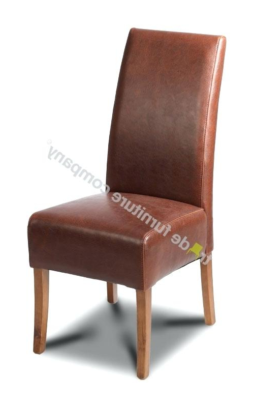 Dark Brown Leather Dining Chairs Inside Famous Brown Dining Chairs Interior Architecture Wonderful Brown Dining (View 14 of 20)