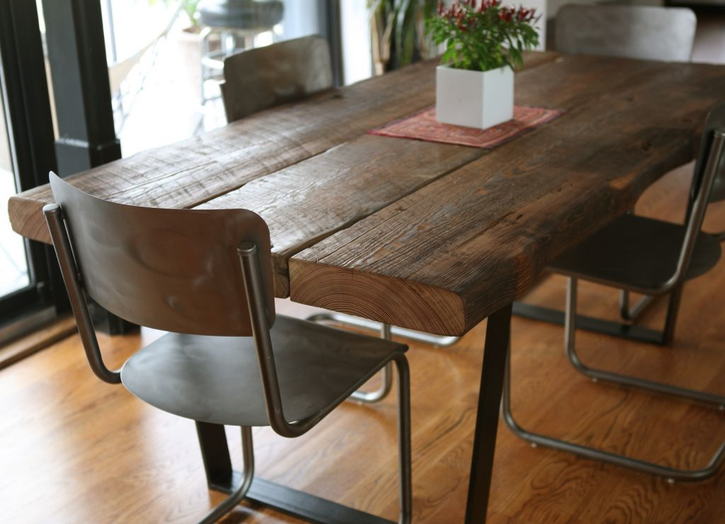 Dark Solid Wood Dining Tables With Regard To Widely Used Furniture: Solid Wood Table Best Of Black Wood Dining Table (View 8 of 20)