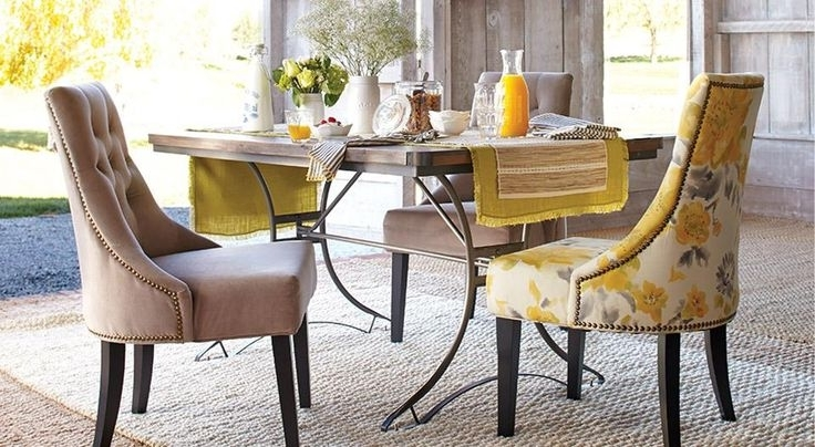 Decks, Landscape Regarding Famous Combs 7 Piece Dining Sets With  Mindy Slipcovered Chairs (View 6 of 20)