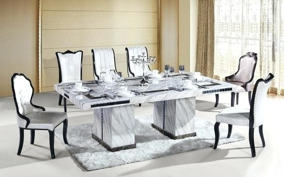 Decoration: Amazing Modern Dining Furniture Sets Nature House For Widely Used Contemporary Dining Tables Sets (View 8 of 20)