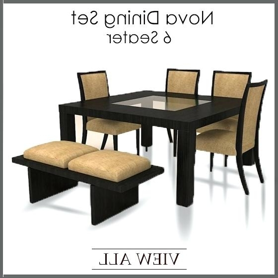 Decoration: Cheap 6 Seater Dining Table And Chairs Within Preferred Cheap 6 Seater Dining Tables And Chairs (View 12 of 20)