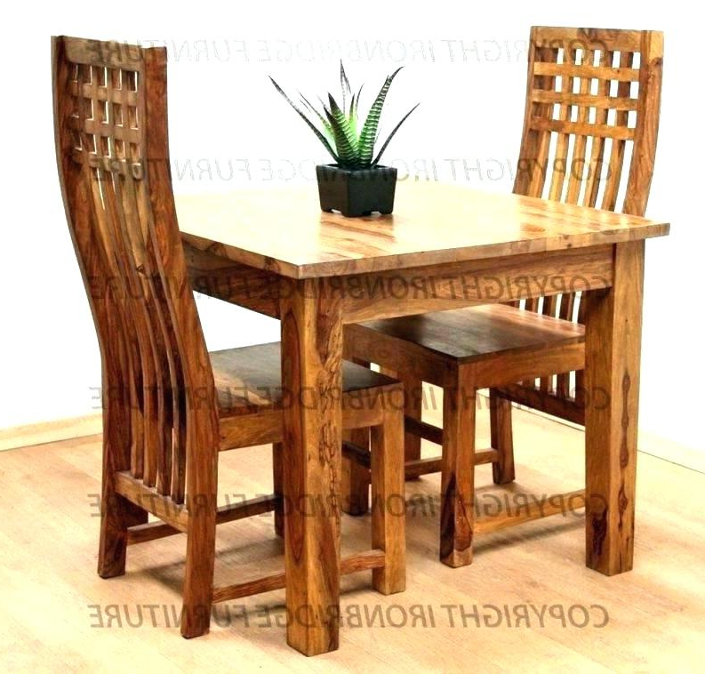 Decoration: Small Dining Tables For 2 Two Table And Chair Very With Famous Dining Tables For Two (View 3 of 20)