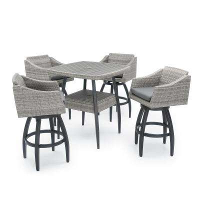 Delfina 7 Piece Dining Sets For Current Wicker Patio Furniture – Outdoor Bar Furniture – Patio Furniture (View 5 of 20)
