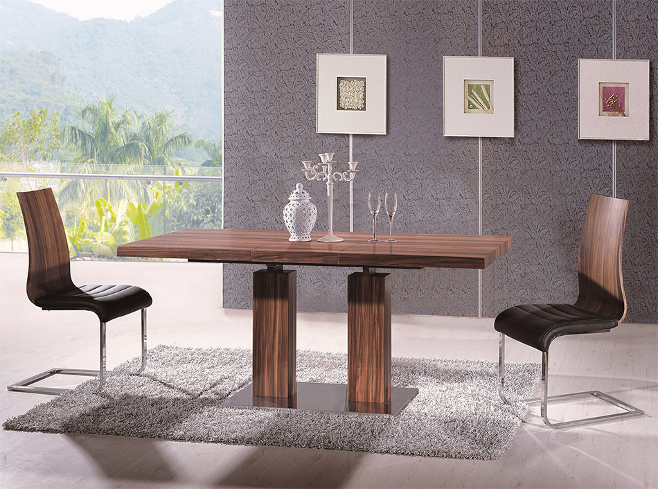 Delfina Dining Tables For Preferred Luxurious Table Va9830At Home Usa – $ (View 7 of 20)