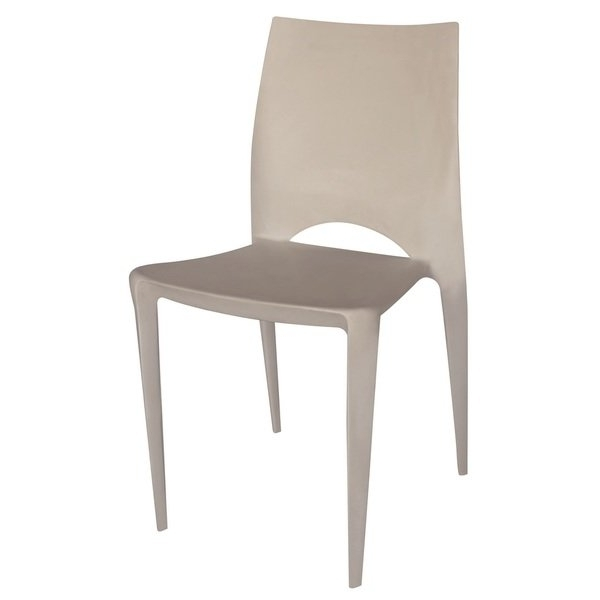 Delfina Side Chairs Within Latest Shop Hans Andersen Home White Bella Side Chair – Free Shipping Today (View 7 of 20)