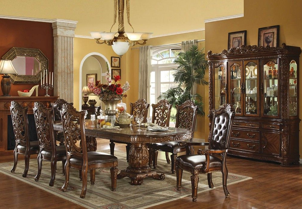 Dinig Rooms – Traditional Dining Room Furniture – Granta Traditional In Current Traditional Dining Tables (View 2 of 20)