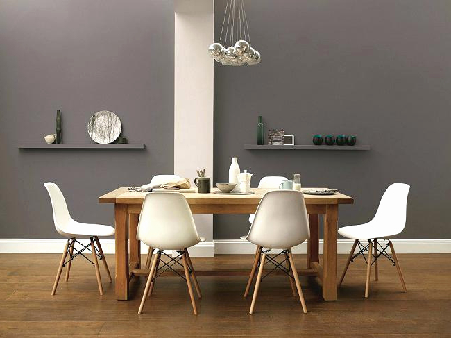 Dining Chairs Ebay In 2017 Antique Dining Chairs Ebay New Grey Dining Room Grey Dining Room (View 4 of 20)