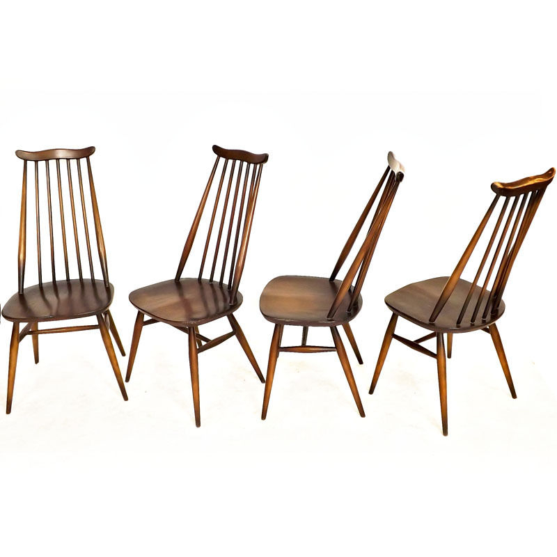 Dining Chairs Ebay Regarding Widely Used Ercol Chairs (Gallery 1 of 20)