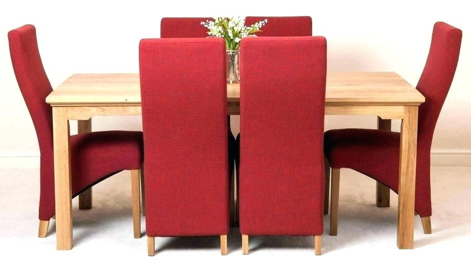 Dining Chairs Ebay Throughout Fashionable Red Dining Room Chairs Ebay Dining Chairs French Dining Chair Dining (Gallery 16 of 20)