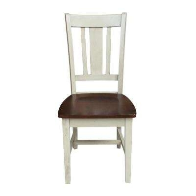 Dining Chairs – Kitchen & Dining Room Furniture – The Home Depot Regarding 2018 Hayden Ii Black Side Chairs (View 4 of 20)