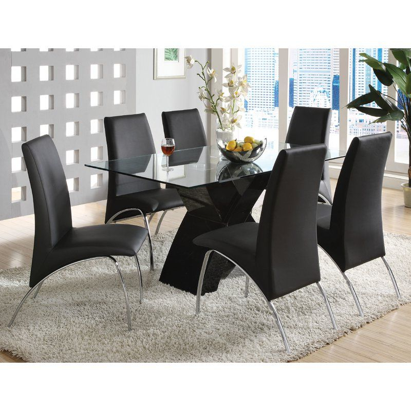 Dining, Dining Area And Chandeliers For Well Known Laurent 7 Piece Counter Sets With Wood Counterstools (View 9 of 20)