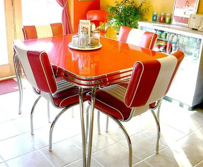 Dining Furniture – High Top Dining Room Table – Home Decor Ideas With Regard To Popular Retro Dining Tables (View 4 of 20)