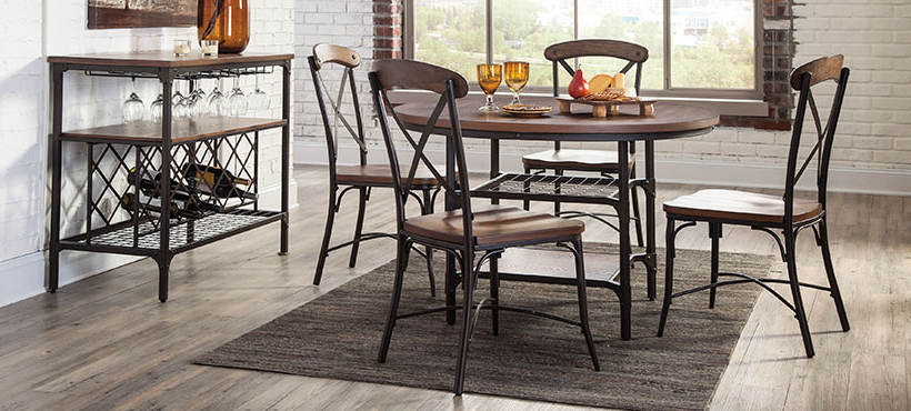 Dining Room Alabama Furniture Market Within Well Known Market 7 Piece Counter Sets (View 16 of 20)