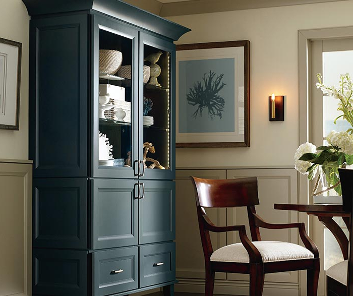 Dining Room Cabinets Within Well Known Dining Room Storage Cabinet – Masterbrand (View 10 of 20)