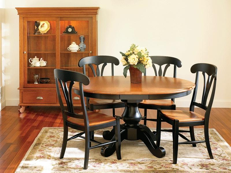 Dining Room Casual Dining Room Sets Big Dining Table White Dining Regarding 2018 Pedestal Dining Tables And Chairs (View 7 of 20)