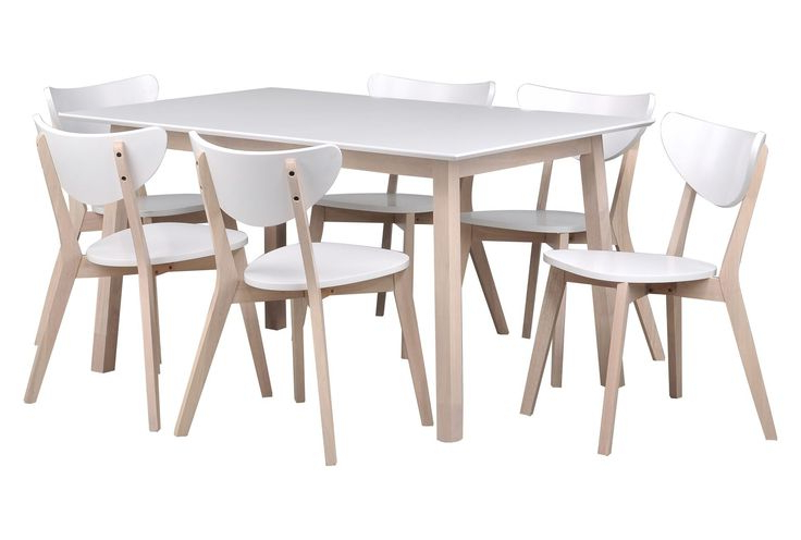 Dining Room, Dining Rooms And With Regard To Jaxon Grey 7 Piece Rectangle Extension Dining Sets With Wood Chairs (View 17 of 20)