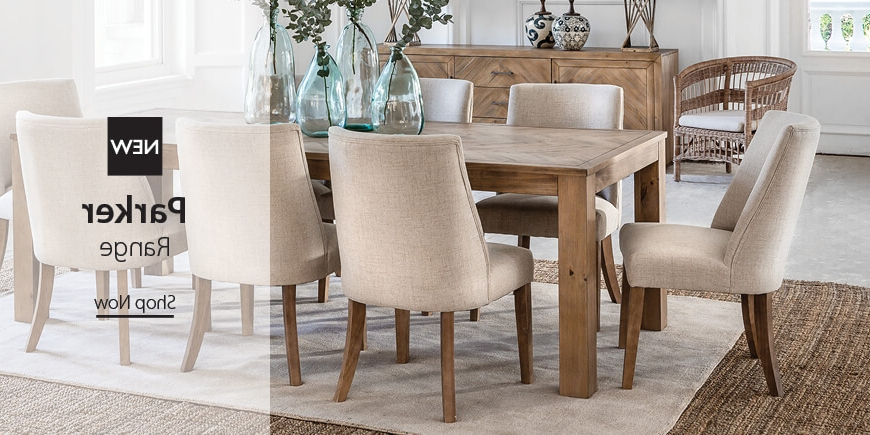 Dining Room Furniture (Gallery 9 of 20)