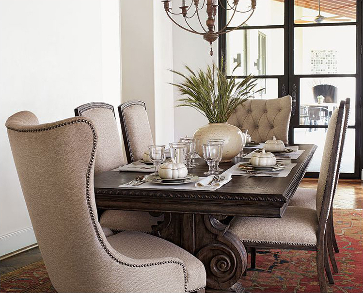 Dining Room Ideas – Design Inpiration Pertaining To 2017 Market 6 Piece Dining Sets With Host And Side Chairs (View 3 of 20)