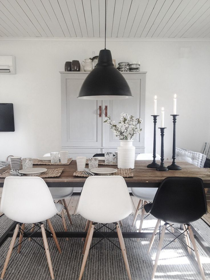 Dining Room Inspiration L 10 Stylish Dining Rooms (View 8 of 20)