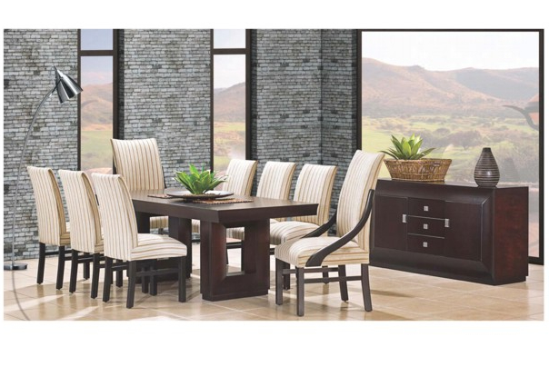Dining Room Suites Regarding Trendy New Home Furnishers » Dallas Diningroom Suite (View 12 of 20)