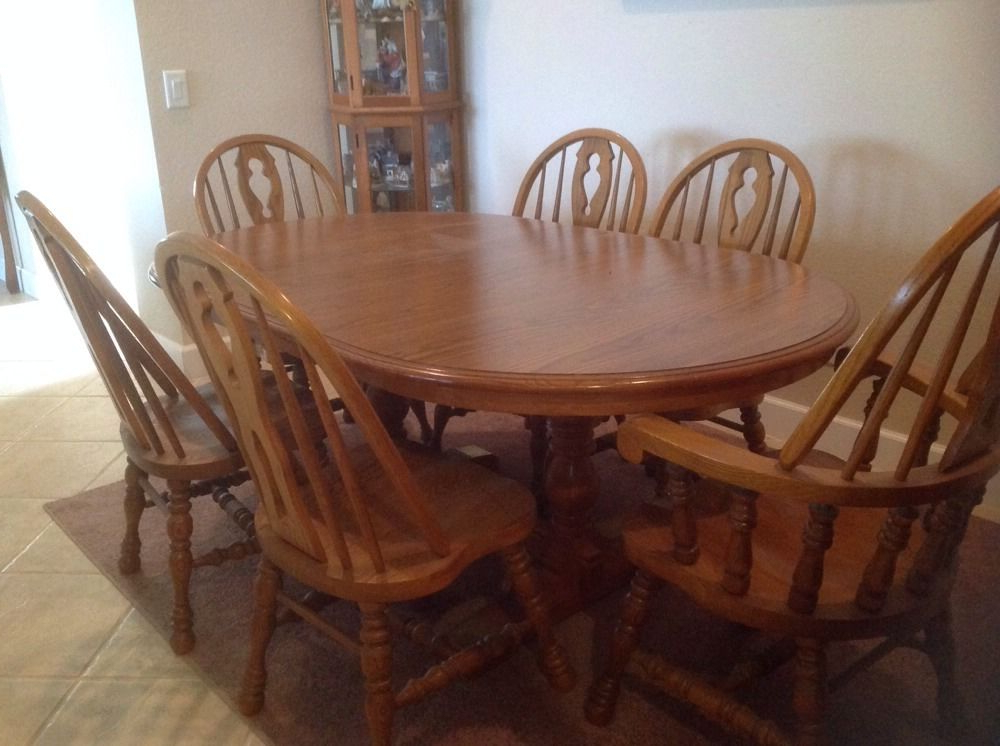 Dining Room Table And Chairs Ebay Dining Room Sets Modern White Within Latest Dining Chairs Ebay (Gallery 6 of 20)