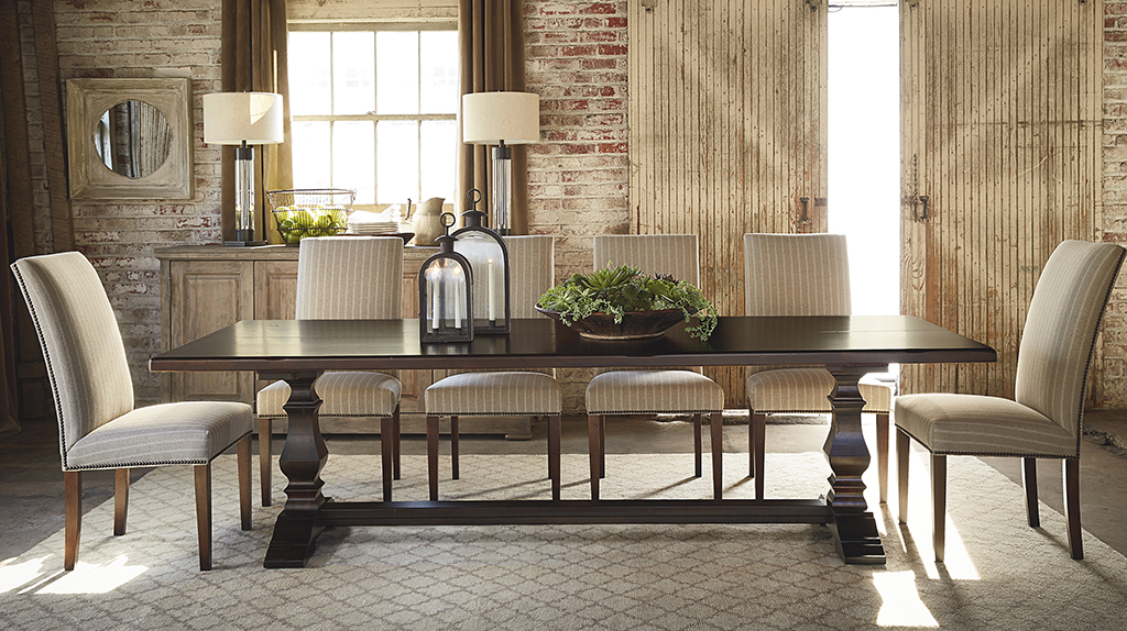 Dining Room Tables And Chairs Within 2018 Dining Rooms We Love (View 14 of 20)
