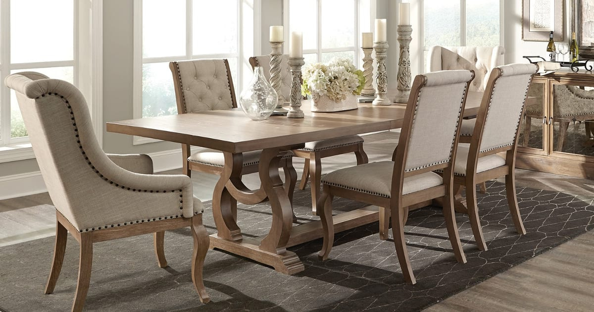 Dining Room Tables Regarding Well Known How To Buy The Best Dining Room Table – Overstock Tips & Ideas (View 10 of 20)