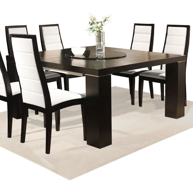 Dining Rooms, Side With Fashionable Candice Ii 7 Piece Extension Rectangular Dining Sets With Slat Back Side Chairs (View 11 of 20)