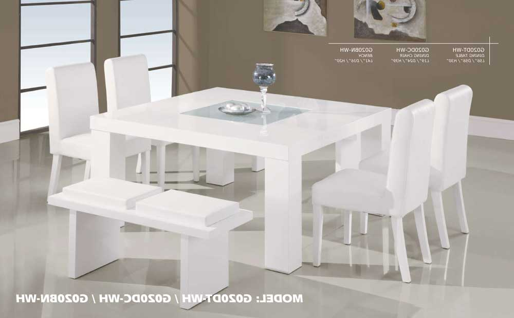 Dining Set (View 18 of 20)